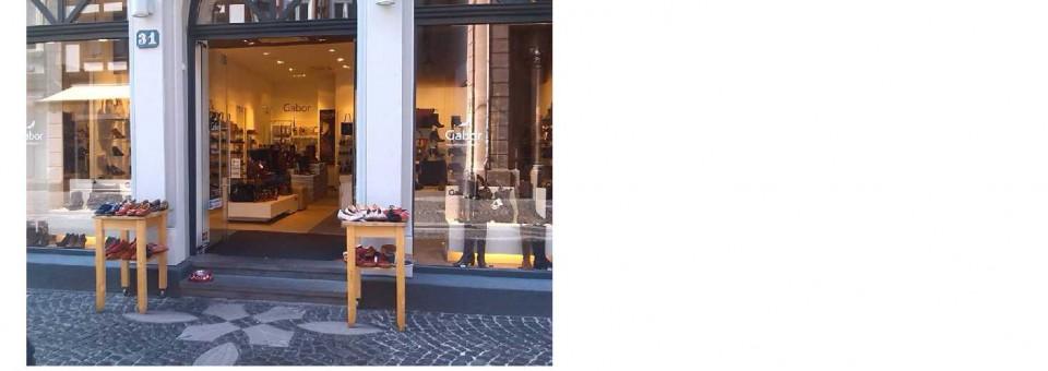 Willkommen im Gabor Shop Mainz! Einzigartig in der Auswahl und Beratung